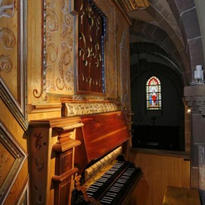 L'orgue Rémy Mahler
