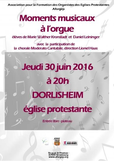 Aforgep dorlisheim 2016
