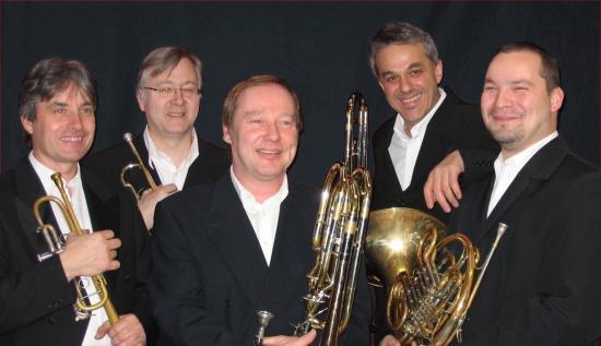 Strasbourg brass quintett